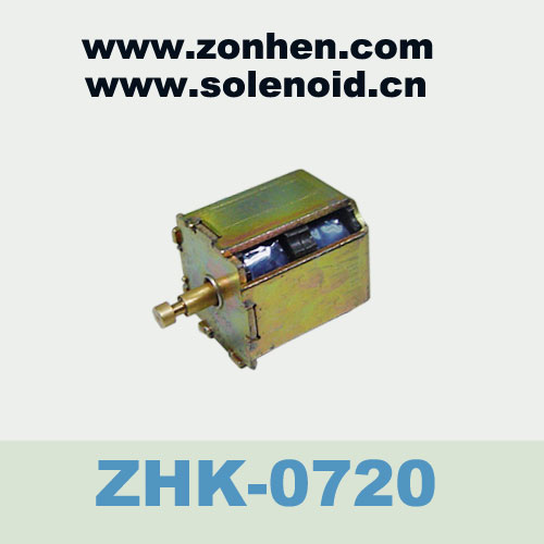 Hot Selling In Shenzhen Zonhen Solenoid