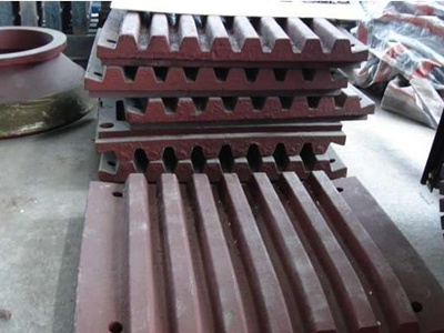 Hot Selling Jaw Crusher Parts Plate