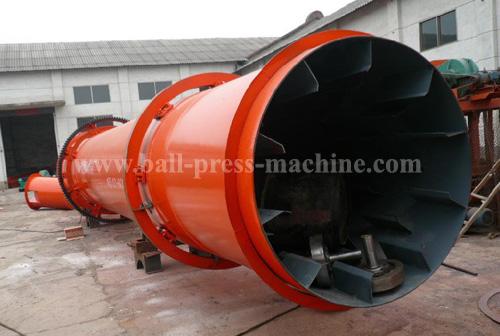 Hot Selling Rotary Dryer Desulfurization Gypsum Drying Machine