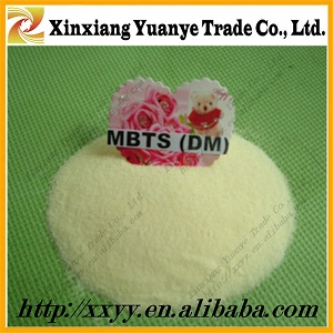 Hot Selling Rubber Accelerator Mbts Made In China