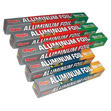Household Alnminum Foil Roll