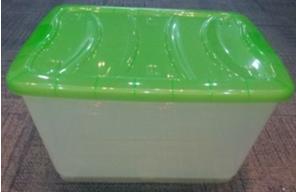 Household Plastic Use Box