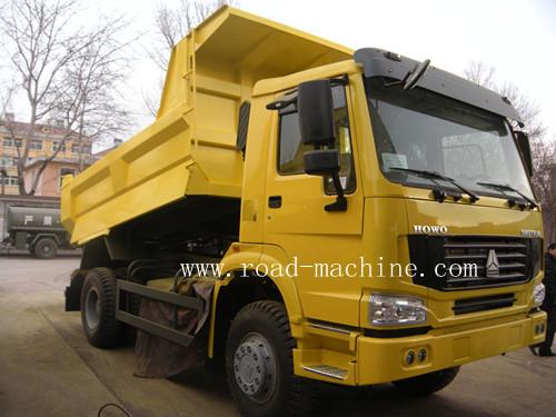 Howo 4x2 Dumper Truck 10m3