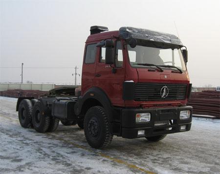 Howo Beiben Tractor Trucks