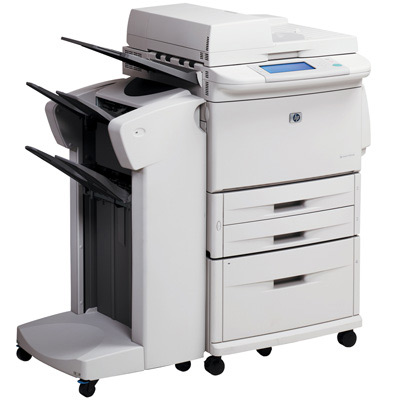 Hp Laserjet M9050 Printer