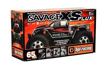 Hpi Savage Xs Flux Rtr Monster Truck W 2 4ghz Radio