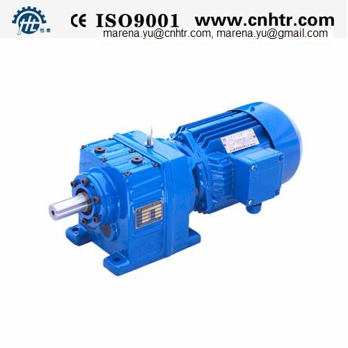Hr Nord Drive Unicase Helical Inline Gearmotors