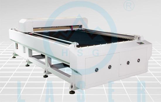 Hs B1325 Acrylic Laser Cutting Bed