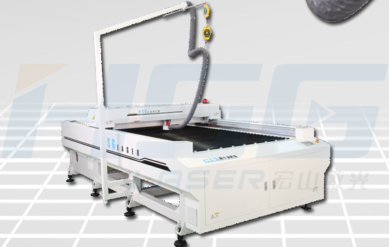 Hs B1325 Acrylic Laser Cutting Machine For Advertising And Craft Industries