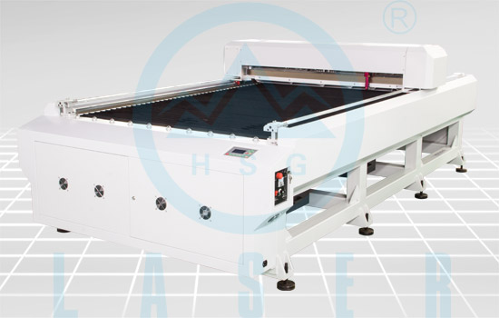 Hs B1530 Acrylic And Wood Laser Cutting Bed