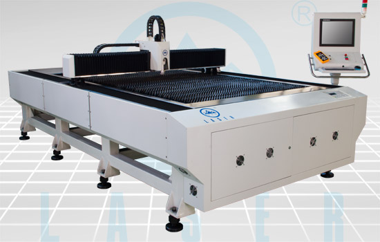 Hs F1325 The First Fiber Laser Cutting Bed