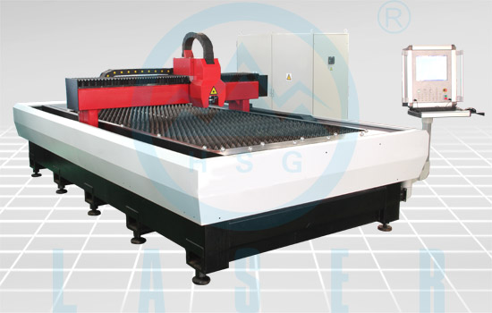 Hs M3015b Fiber Laser Cutting Bed Imported Japanese Original Servo System
