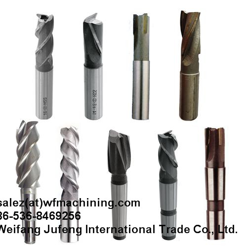 Hss Machining Milling Cutters From Cutting Tool Manufacturers