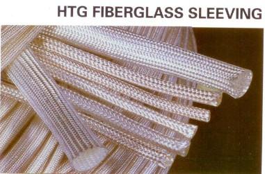 Htg Fiberglass Sleeving Non Alkali Braided