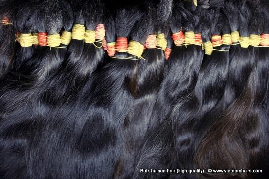 Human Hair Raw Remy Bulk