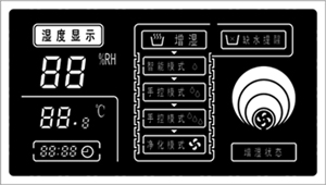Humidity Controller Temperature Control With Lcd Display