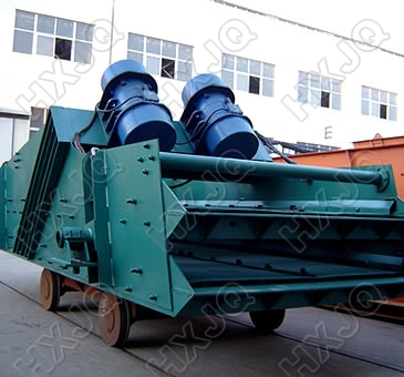 Hx Linear Vibrating Screen