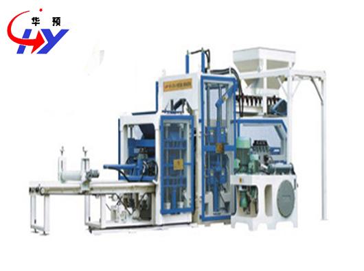 Hy Qt8 15 Automatic Block Machine