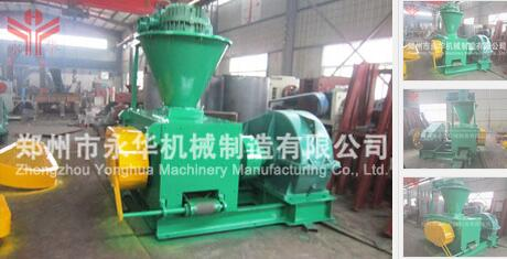 Hydraulic Ball Briquette Machine From Tina 86 15978436639