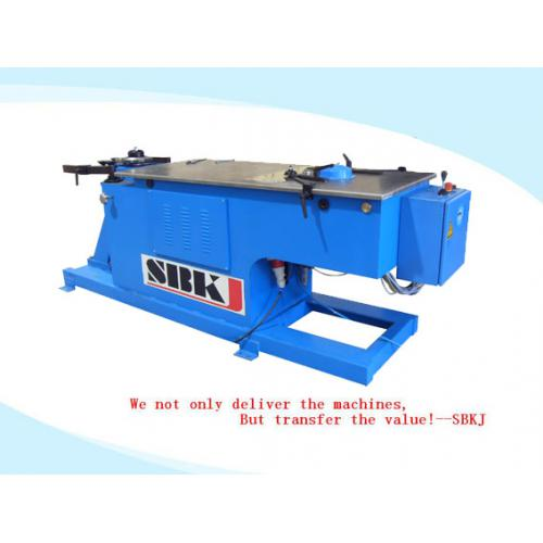Hydraulic Bend Machine Elbow Making Machine1250