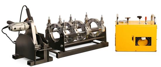 Hydraulic Butt Fusion Welding Machine Tpi160