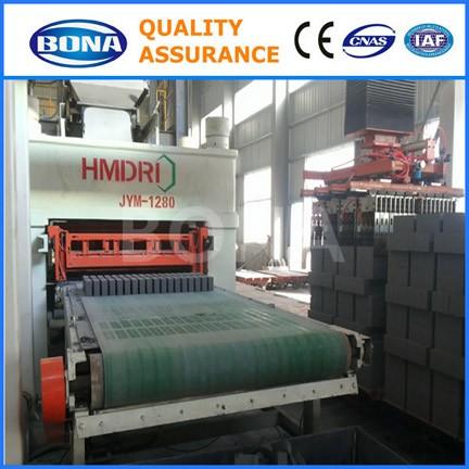 Hydraulic Cement Unburned Brick Machine