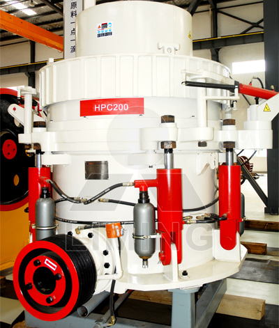 Hydraulic Cone Crusher With Good Performance
