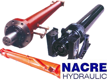Hydraulic Cylinder And Pump That Manufactured By Foshan Nacre Co Ltd