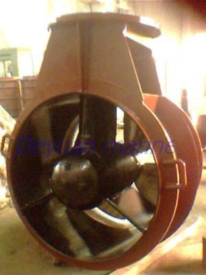 Hydraulic Driven Tunnel Thruster