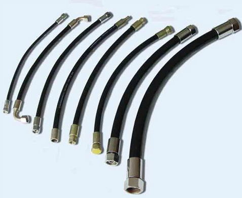 Hydraulic Hoses Fittings