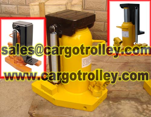 Hydraulic Lifting Jack Price List