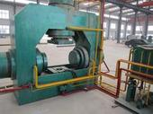 Hydraulic Machine For Carbon Steel Tee Joints