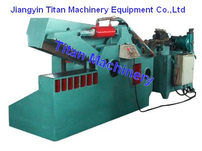 Hydraulic Metal Scrap Alligator Shear
