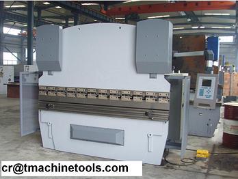 Hydraulic Press Brake Wc67k 100t 3200