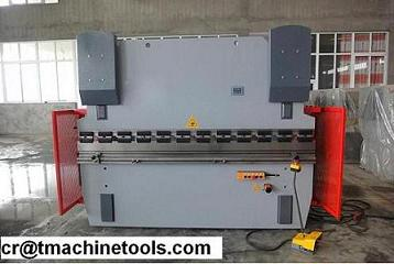 Hydraulic Press Brake Wc67y 63t 2500
