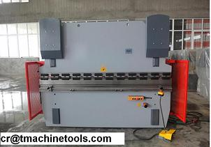 Hydraulic Press Brake Wc67y 63t 3200