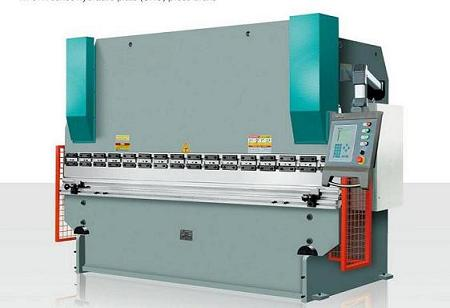 Hydraulic Press Brake Wc67y 80t 2500