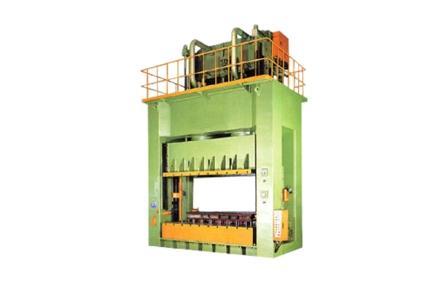 Hydraulic Press Deep Drawing
