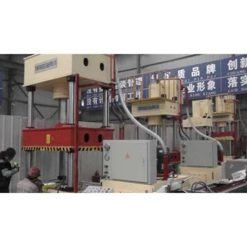 Hydraulic Presses Four Column Press Machine