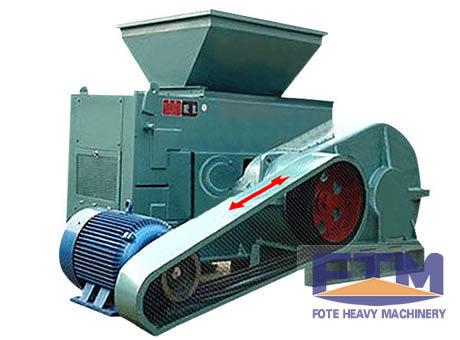 Hydraulic Pressure Briquetting Machine