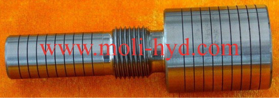 Hydraulic Pump Component Motor Part