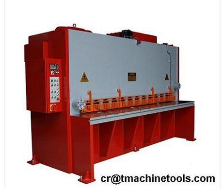 Hydraulic Shearing Machine Qc12y 6x2500
