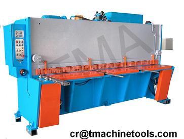 Hydraulic Shearing Machine Qc12y 8x2500