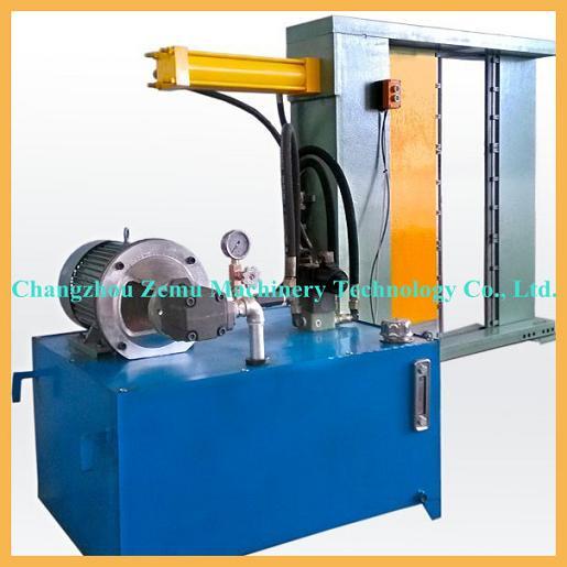 Hydraulic Steel Sheet Bending Machine