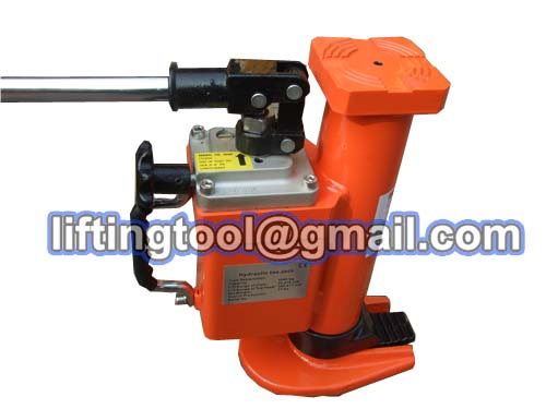Hydraulic Toe Jack Capacities And Instruction