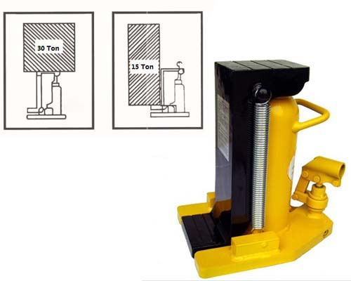 Hydraulic Toe Jacks Durable Quality