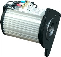 Hydraulic Travel Motor 12kw