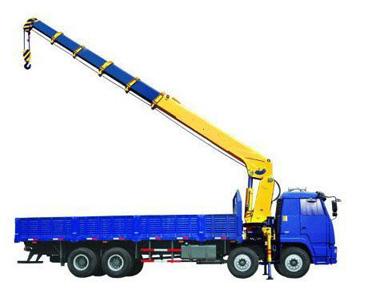 Hydraulic Truck Mounted Crane