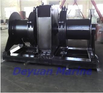 Hydraulic Winch Anchor Mooring