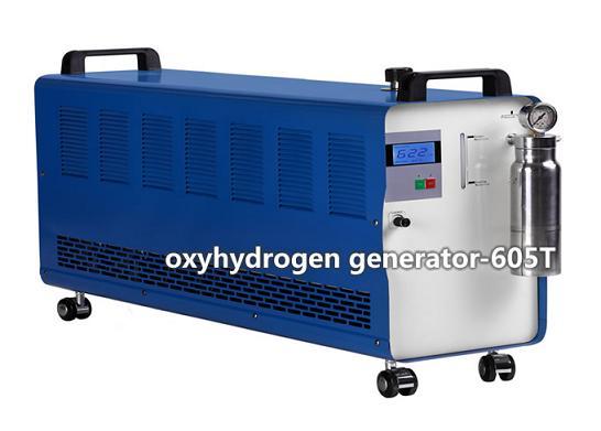 Hydrogen Oxygen Gas Generator With 600 Liter Hour Output